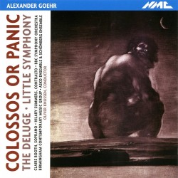 Goehr Colossus or Panic