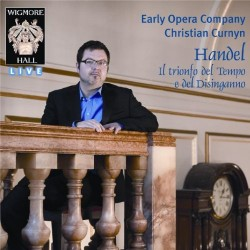 Handel Early Opera Company conducted by Christian Curnyn