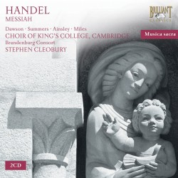 Handel Messiah Kings College Cambridge