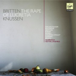 Benjamin Britten The Rape of Lucretia