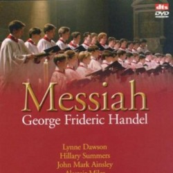 Handel Messiah DVD King's College Cambridge