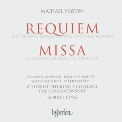 Michael Haydn Requiem with the King's Consort