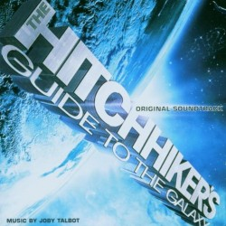 Joby Talbot Hitchhiker's guide to the Galaxy